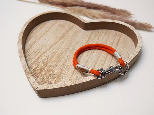 Tauhalsband Color Viscose - Orange