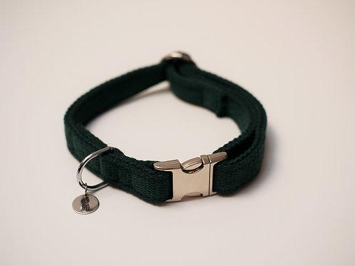 Halsband Color - Efeugrün M