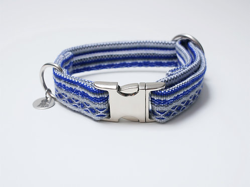 Halsband Boho - Azur