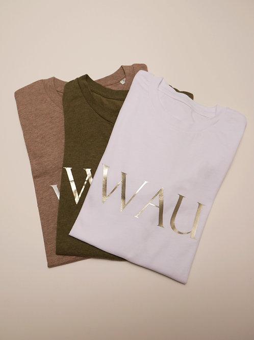 """T-Shirt """"WAU"""""""