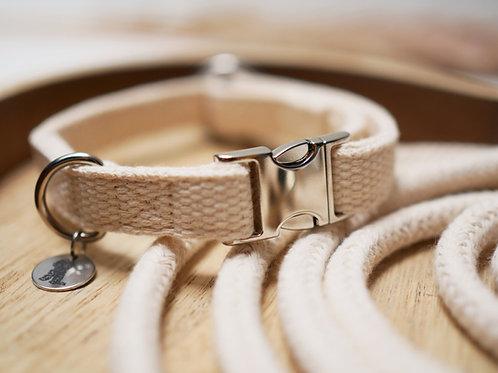 Halsband Natural - Silber