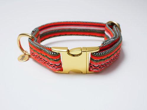 Halsband Boho - Orange