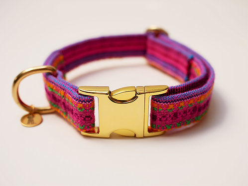 Halsband Boho - Pink