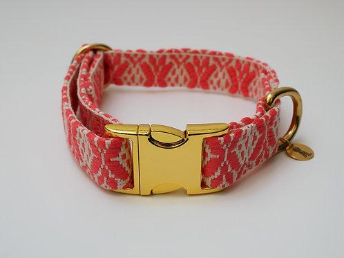 Halsband Orient Dream - Korall