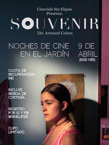 Souvenir (2019). Dir. Armond Cohen
