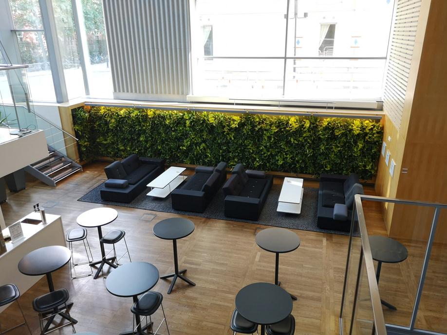 NextGen-Living-Walls Pflanzwand Beispiele
