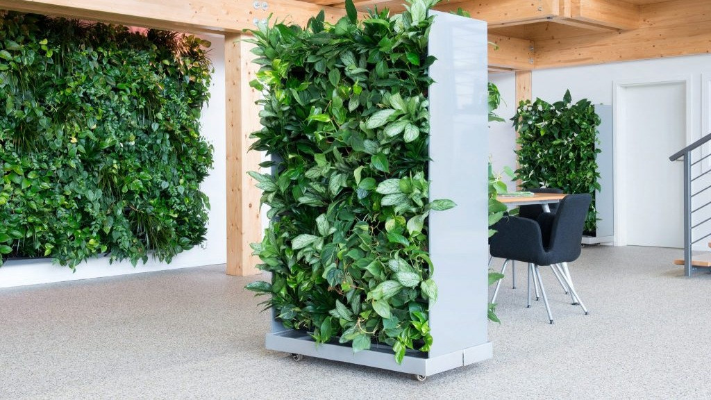 Living Wall Raumteiler