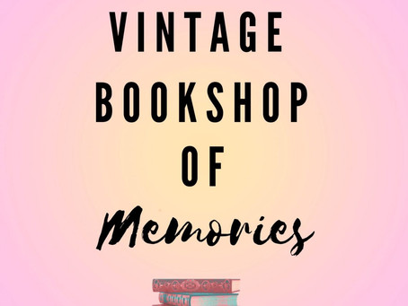 Book Review - The Vintage Bookshop of Memories