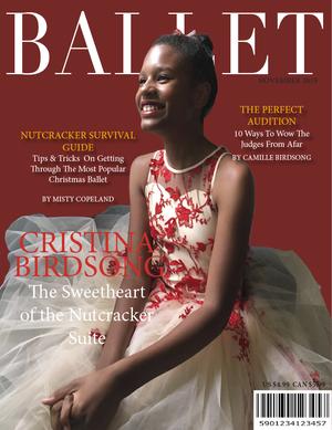Ballet Magazine Cover