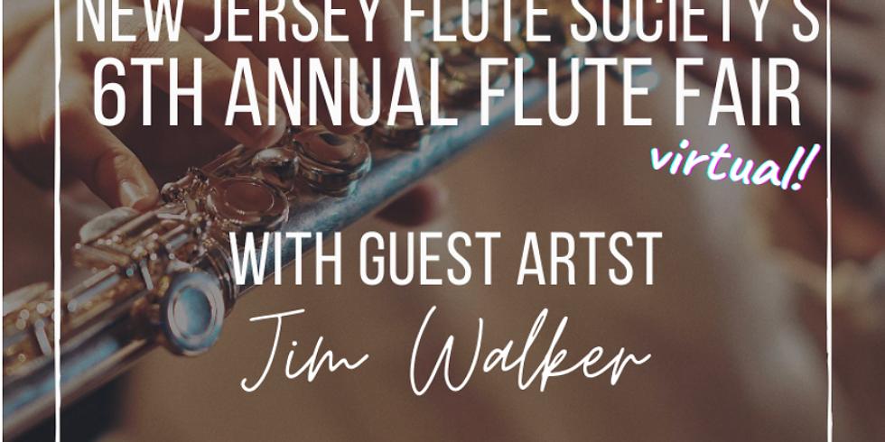 6th New Jersey Flute Fair