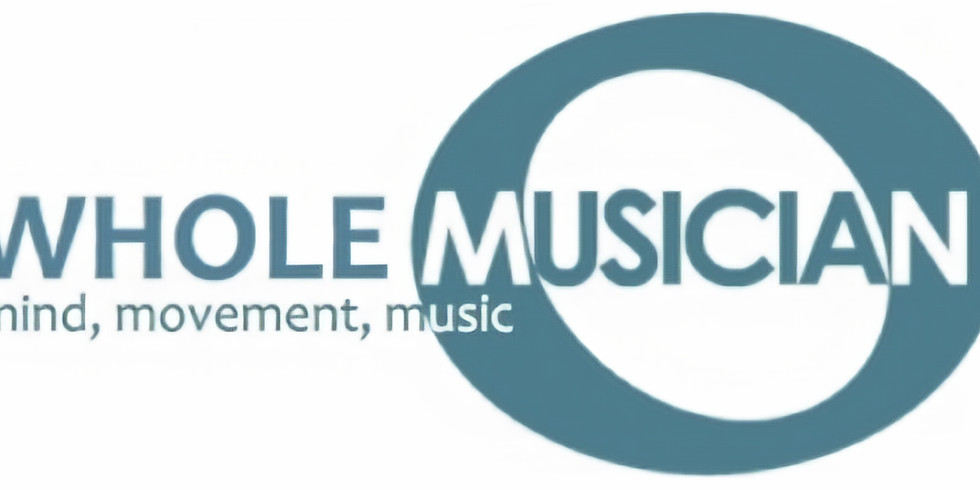 Whole Musician Residency