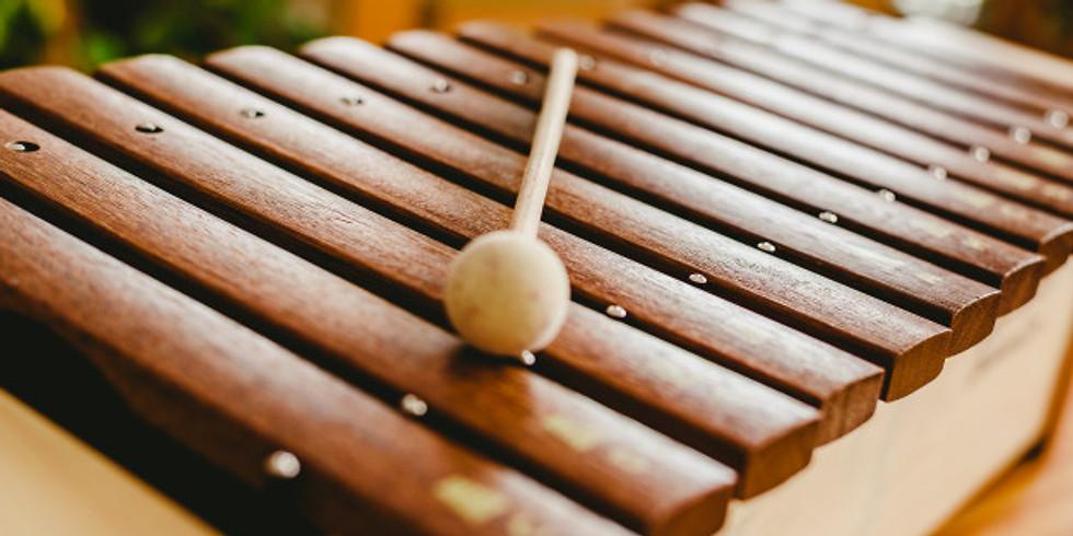 UNO Percussion Ensemble Outdoor Concert