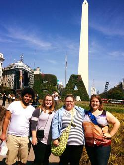 UNO flutes in Buenos Aires
