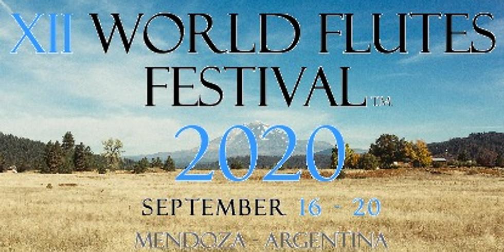 XII World Flutes Festival