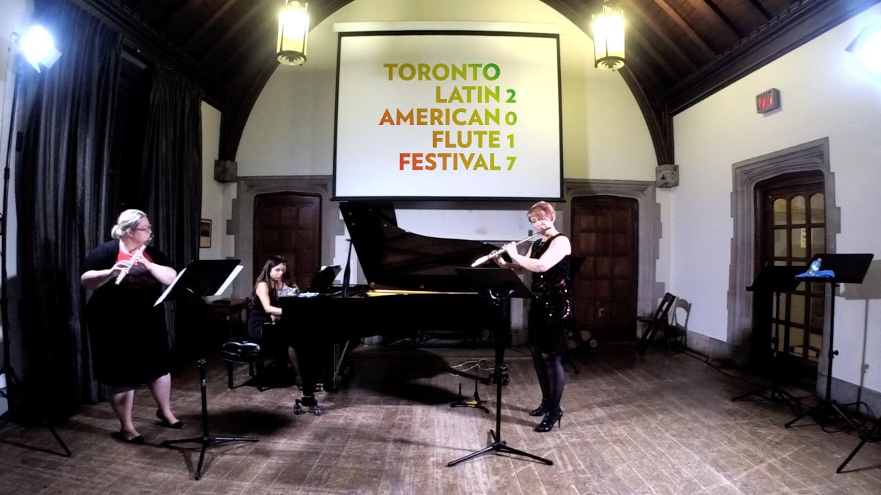 Toronto LatinAmerican Flute Festival