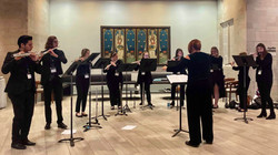 UNO flutes Chicago concet