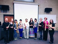 Andean flute clinic w/Pablo Salcedo