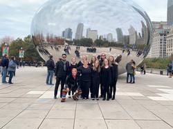 UNO flutes in Chicago 2019