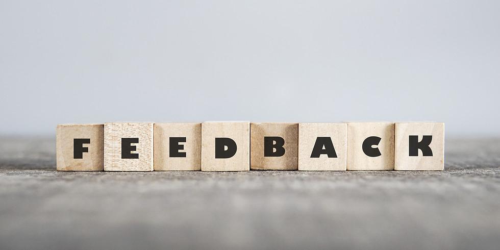 Workshop: Rethinking Feedback