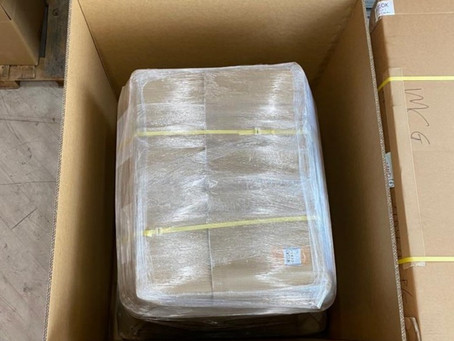 Re-Packing Project in Japan