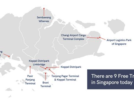 Singapore Free Trade Zones (FTZ)