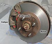 Brake & Rotor Repair