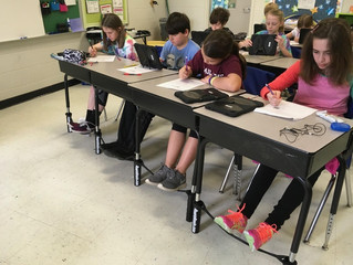 CEF Grant Provides Students with a Little Wiggle Room