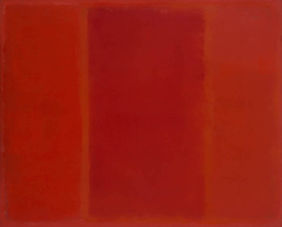 Red And Orange   A abstract expressionis