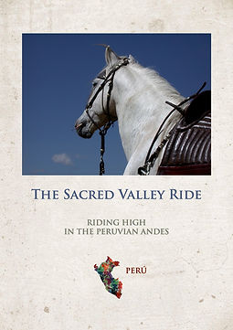 Sacred Valley Ride Perol Chico, horse riding holiday in Peru.