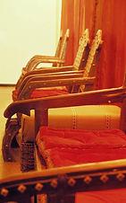 ヴィンテージオリエンタル椅子
