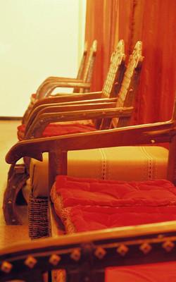 Vintage Oriental Chairs
