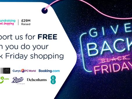 Black Friday - easyfundraising