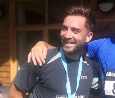Robbie Howell - Great South Run Team 2019