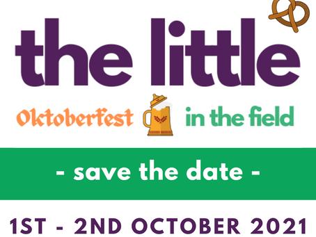 The Little Oktoberfest in the Field