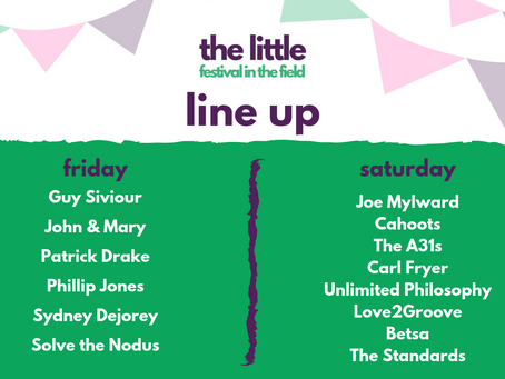 The Little Festival in the Field 2019