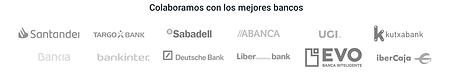 bancos colaboradores