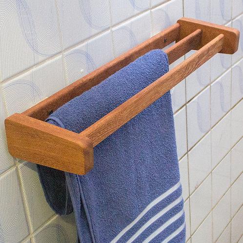toalheiro de banho duplo gota