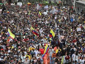 Colombia y la violencia sexual