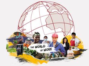 Aniversario de la fundación de la Organización Internacional del Trabajo