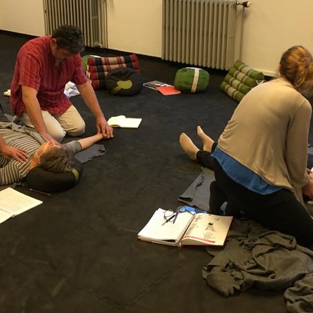 Portes ouvertes à l'EOST - Venez découvrir l'école et nos formations Massage Shiatsu