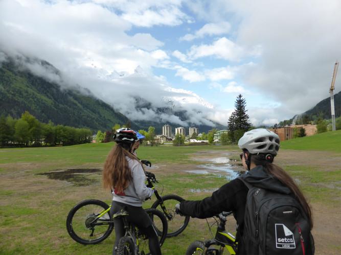 Chamonix mai 2018