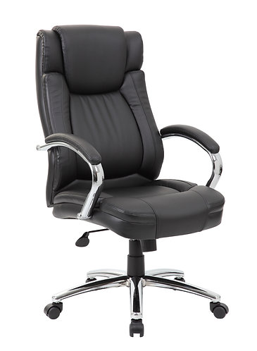 Boss Black Executive Chair.