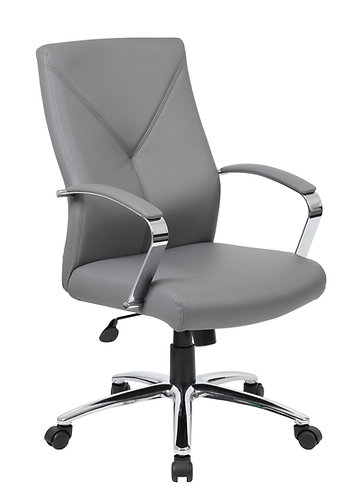 Boss LeatherPlus Executive Chair