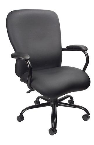 Boss Heavy Duty CaressoftPlus Chair - 400 Lbs.