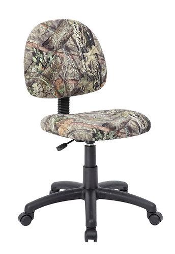 Boss Mossy Oak Deluxe Posture Chair