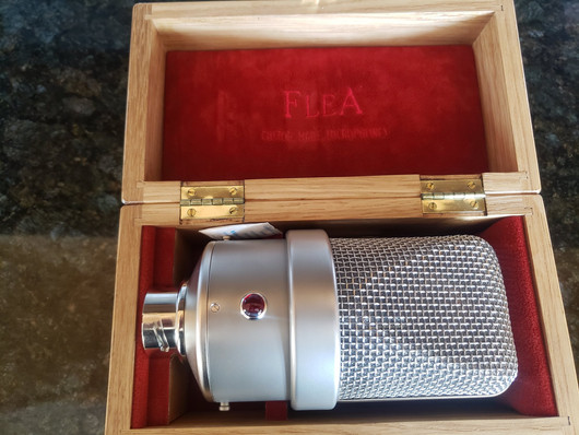 Flea 49 Tube Microphone