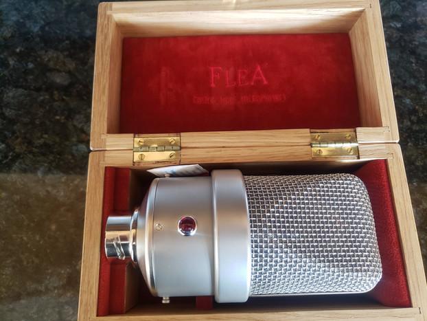 Flea 49 Tube Microphone