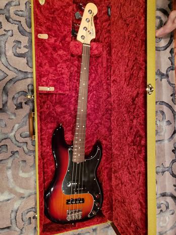 Fender American Performer P Bass