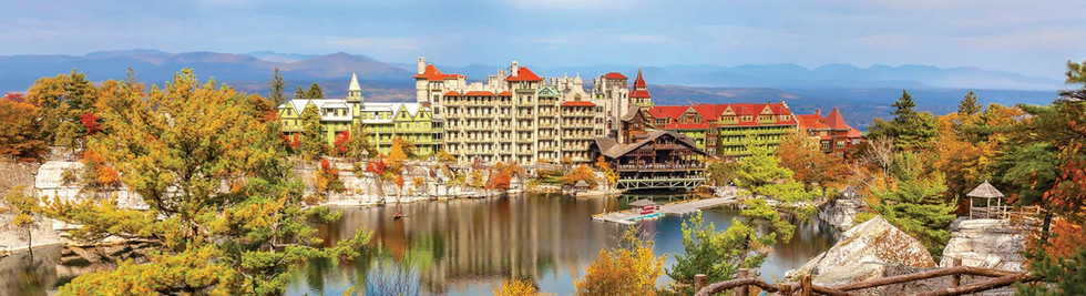Mohonk Moutain House