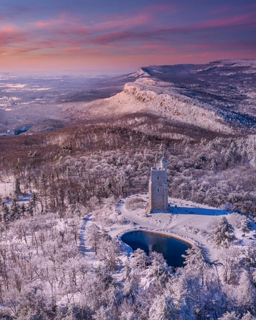 Mohonk In The Winter